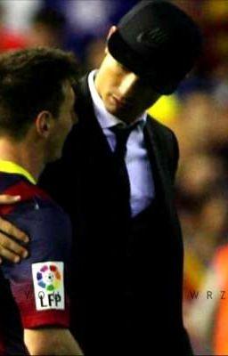 [Ronaldo x Messi]