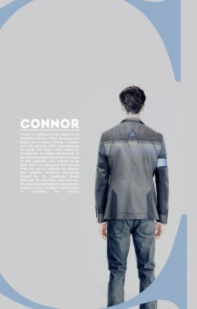Detroit: Become Human x Reader Oneshots - puppy love (Connor