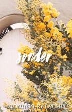 sonder by adaugo-