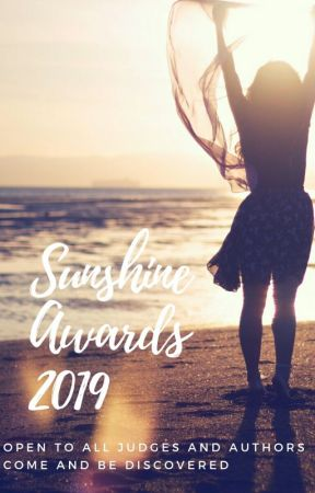 Sunshine Awards 2019 by Pinky_Wendy