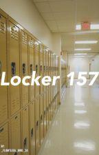 Locker 157 | Yoonmin ✔️COMPLETED✔️ by _Flightless_bird_24