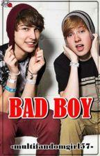 Bad boy  by multifandomgirl57