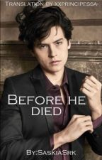 Before he died by xxprincipessa-