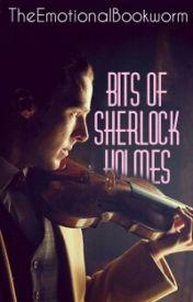 Sherlock Holmes Shorts by TheEmotionalBookworm