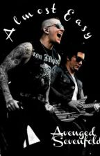 Almost Easy [Synyster Gates/Avenged Sevenfold] by FallOutFreak