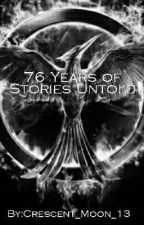Hunger Games - 75 Years of Stories by maliapple