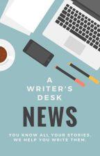 A Writer's Desk News by awritersdesk