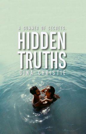 Hidden Truths | Coming Soon by ginawriter