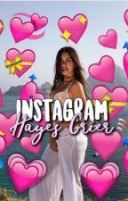 Instagram 2; h.g by awrites-