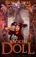 Broken Doll by melanindollhouse