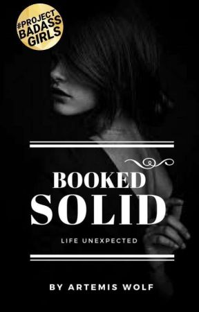 Booked Solid by TheWritingWolf1
