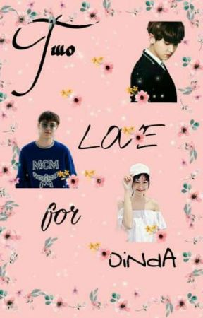 Two Love For Dinda by UfiPuspita