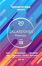 Galardones 2018 by ProyectoRUHS