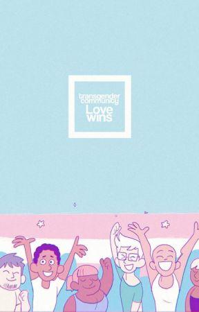LOVE WINS [STORYTIME] by transgendercommunity