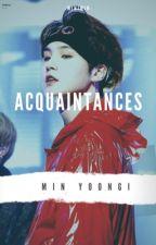 Acquaintances by -MiniMin-