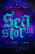 Sea Storm- A Graphic Shop by storms_and_seas