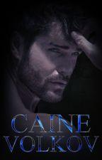 CAINE VOLKOV by Monstreph