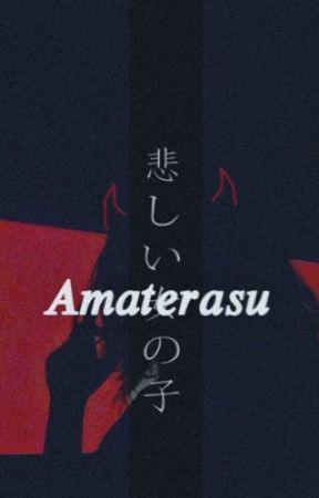 Amaterasu ||Sasuke||  by sky_212