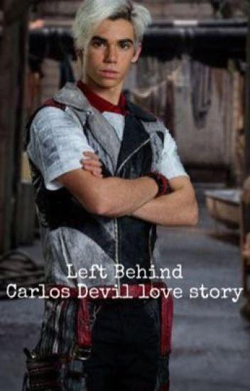 Left Behind ( Descendants Carlos De Vil Love Story) - Ayareal657