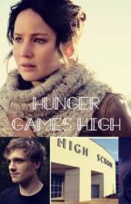 Hunger Games High  by lostinmendes03