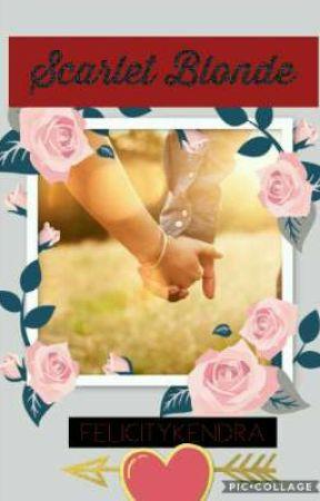 Scarlet Blonde  by FelicityKendra