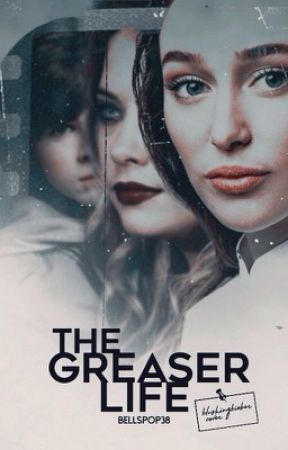 The greaser girl by bellspop38