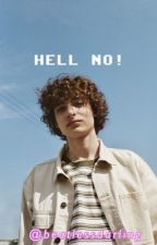 HELL NO! ⌇FINN WOLFHARD  by mendes-holland