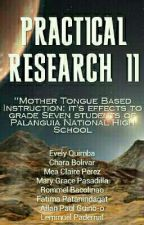 PRACTICAL RESEARCH II - QUANTITATIVE RESEARCH (wrong) by Pabebelay