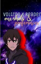 Voltron x Reader | One-Shots & Preferences [REQUESTS OPEN!] by QUEEN_MEL_MEL