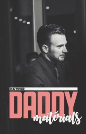 Daddy Materials // S. Rogers by lazyspider