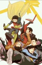 Batfamily Images And Memes by xx_Shadow_Master_xx