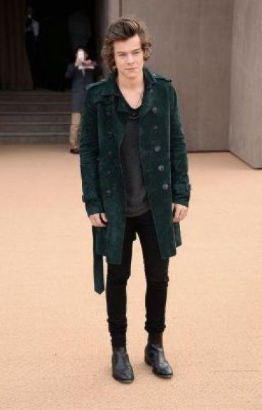 The Boss ~Harry Styles