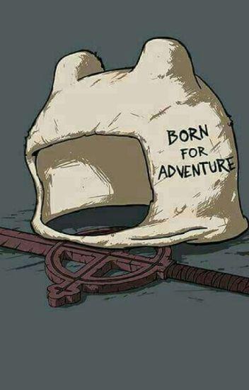 Adventure Time Finn X Reader