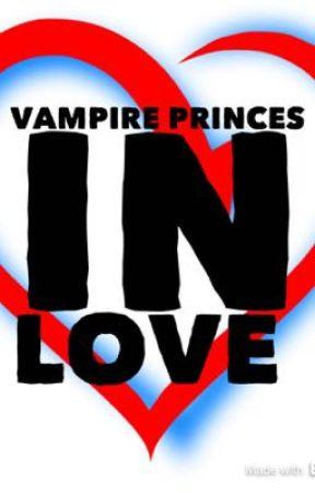 Vampire princes   in love by kpop_boyxboy
