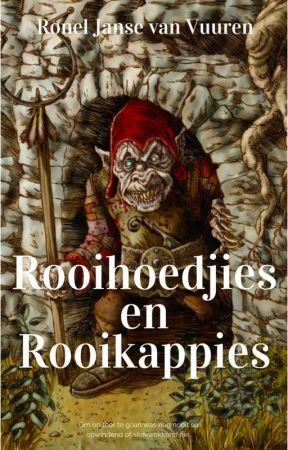 Rooihoedjies en Rooikappies by miladyronel