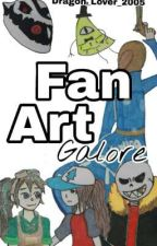 FAN ART GALORE (Custom Profile Pics & Requests) by Dragon_Lover_2005
