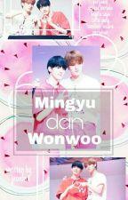Mingyu & Wonwoo | Meanie✔ by -jeonfox-