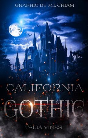 California Gothic by TaliaVines