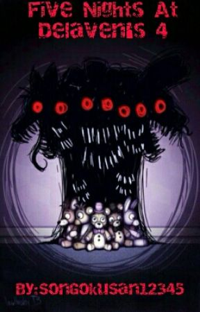 Five Nights At Delaven's 4 - Five Nights At Freddy's 4 Night