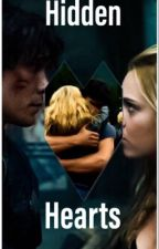 Bellamy x Clarke (Bellarke) Hidden Hearts by Rainwing2424