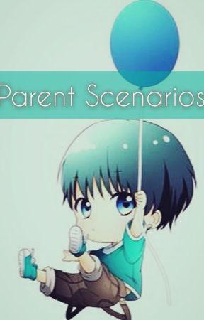 Parent Scenarios! - Bakugou x fem child - Wattpad