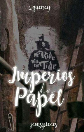 IMPERIOS DE PAPEL   Harry x Uma. by jeonspieces