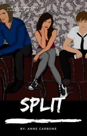 Split by Sandiebookworm12