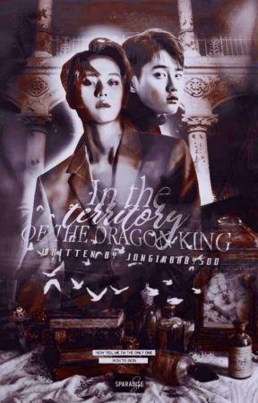 In The Territory Of The Dragon King ||  في مُلكية المَلٍك التنين by jonginbabysoo