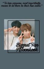 Biggest fan//Yoonkook by ayra1771