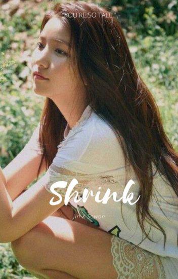 shrink || jin x sowon