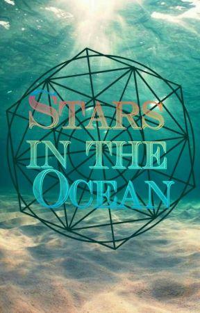 Stars in the Ocean (Yandere! merman x reader x Yandere! sea witch