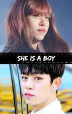 She is a boy by _Lxdxx