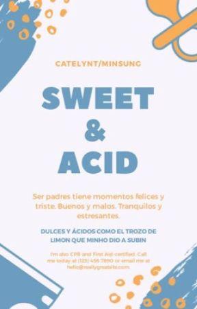 Sweet & Acid    minsung  by catelynt