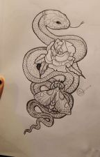 The serpents by YuviaJimenez8
